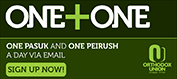 Sign up for One+One